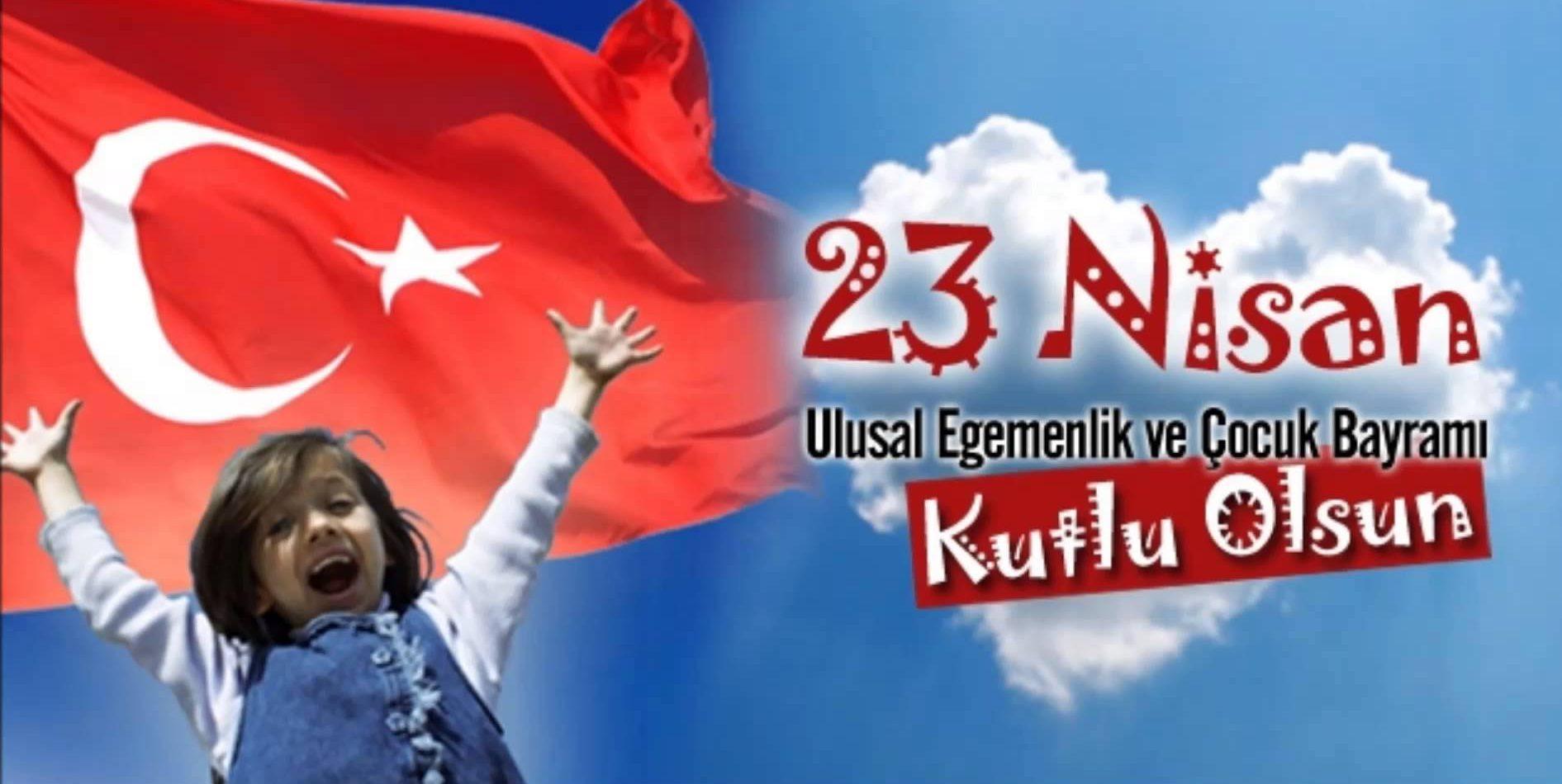 23 Nisan Ulusal Egemenlik Bayramı İle İlgili Yazı